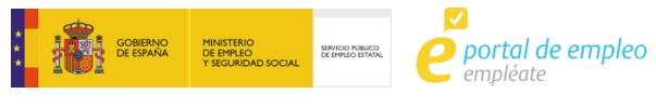 Empléate portal de empleo del gobierno de España