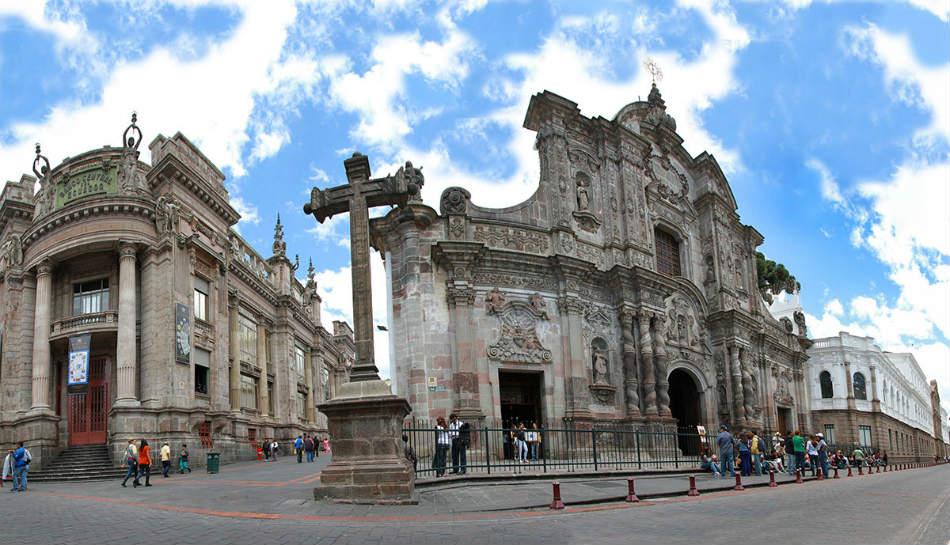 Calles de Ecuador