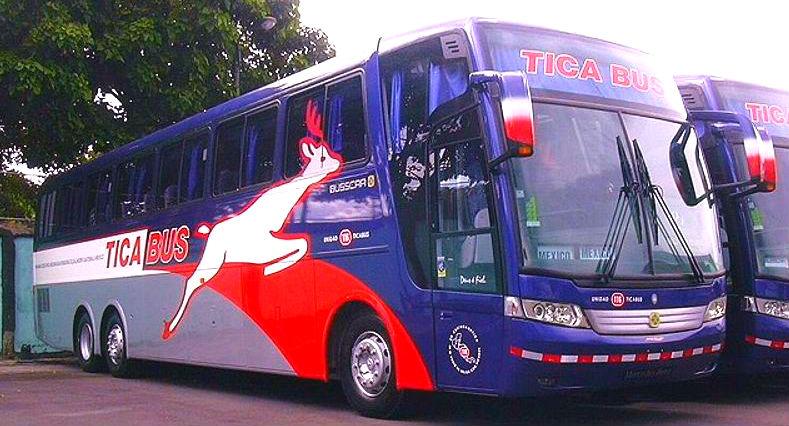 Emigrar a Mexico en bus