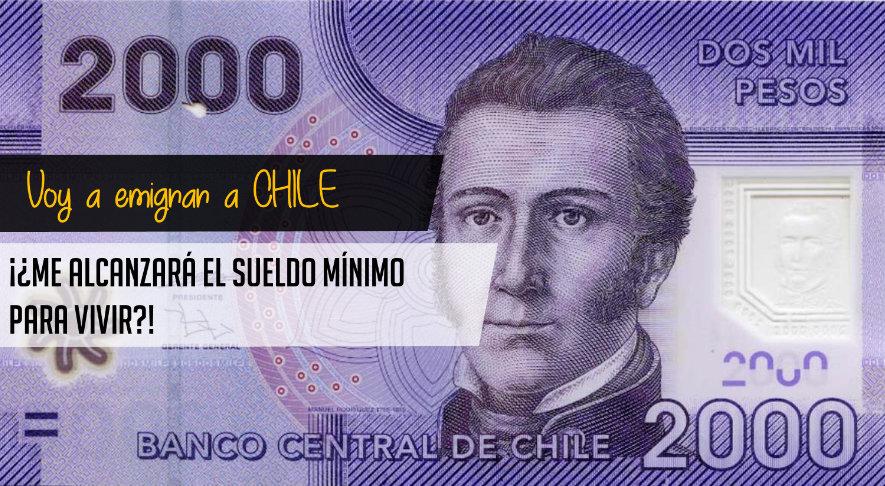 Sueldo Mínimo en Chile y Canasta básica 2018