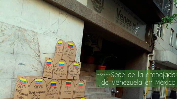 Como Renovar pasaporte venezolano en México