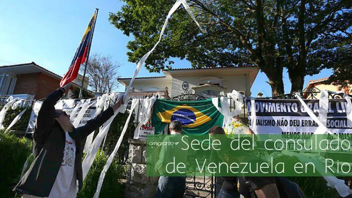 Como renovar pasaporte venezolano en Brasil