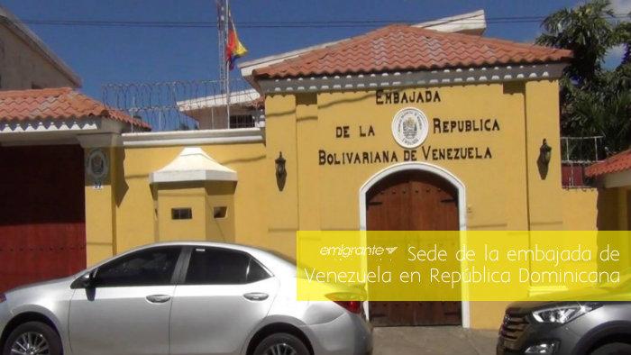 Cómo Renovar pasaporte venezolano en Republica Dominicana