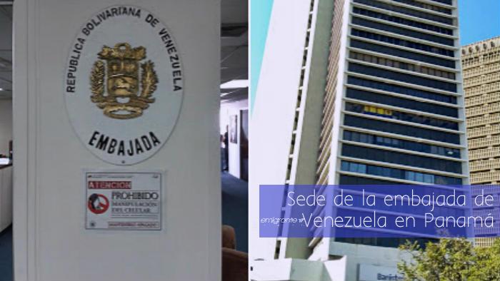 Embajada de Venezuela en Panamá