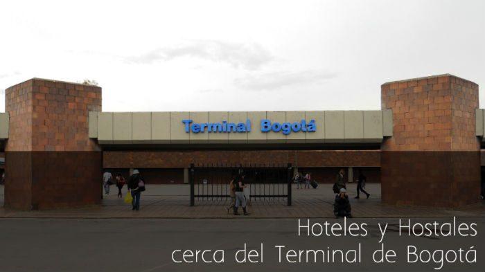 Hospedarse cerca del terminal de buses de Bogotá