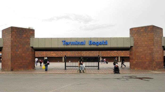 Hoteles cerca del terminal de buses de Bogotá