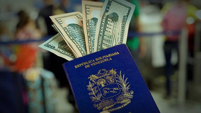 Pasaporte venezolano en Panamá