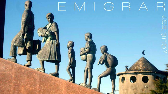 Que es emigrar