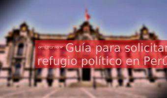 Refugio político en Perú
