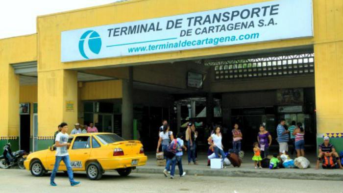 Cómo hospedarse cerca del terminal de buses de Cartagena