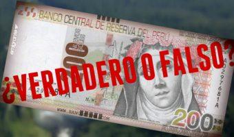 Como saber si un billete es falso