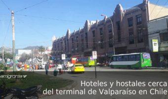 Hospedaje economico cerca del terminal de Valparaíso