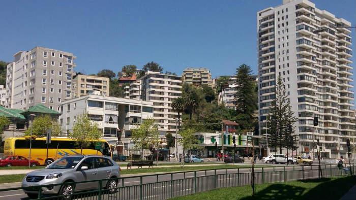 Hostal económico para hospedarse cerca del terminal de Viña del Mar