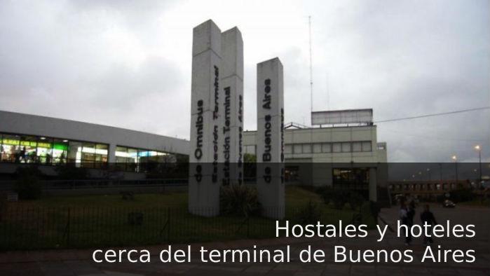Hostales en el terminal de Buenos Aires