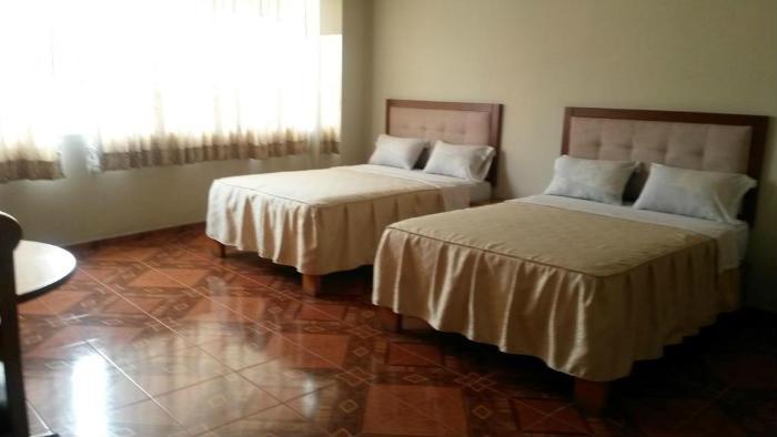 Hotel Antares Inn cerca del terminal terrestre de Lima