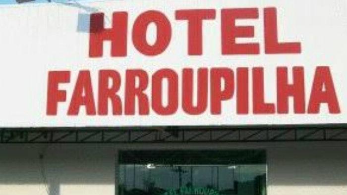 Hotel Farroupilha cerca del terminal de Boa Vista