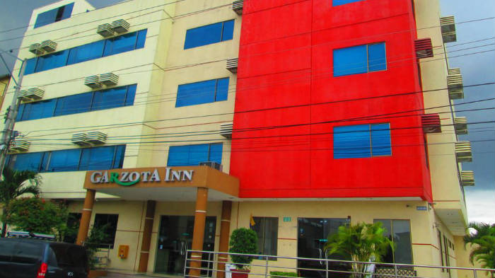 Hotel Garzota Inn cerca del terminal de Guayaquil