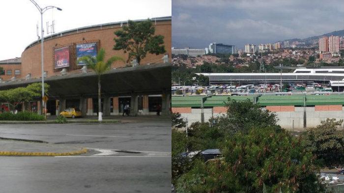 Hoteles y Hostales cerca del terminal de buses de Medellín