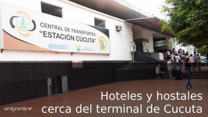 Hoteles y hostales cerca del terminal de Cucuta