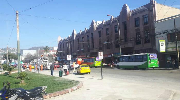 Hoteles y hostales cerca del terminal de Valparaíso