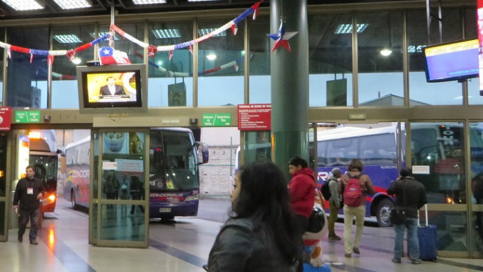 hospedarse cerca del terminal de buses de Viña del Mar