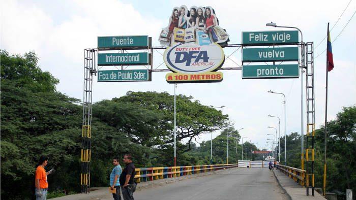 Frontera de Arauca