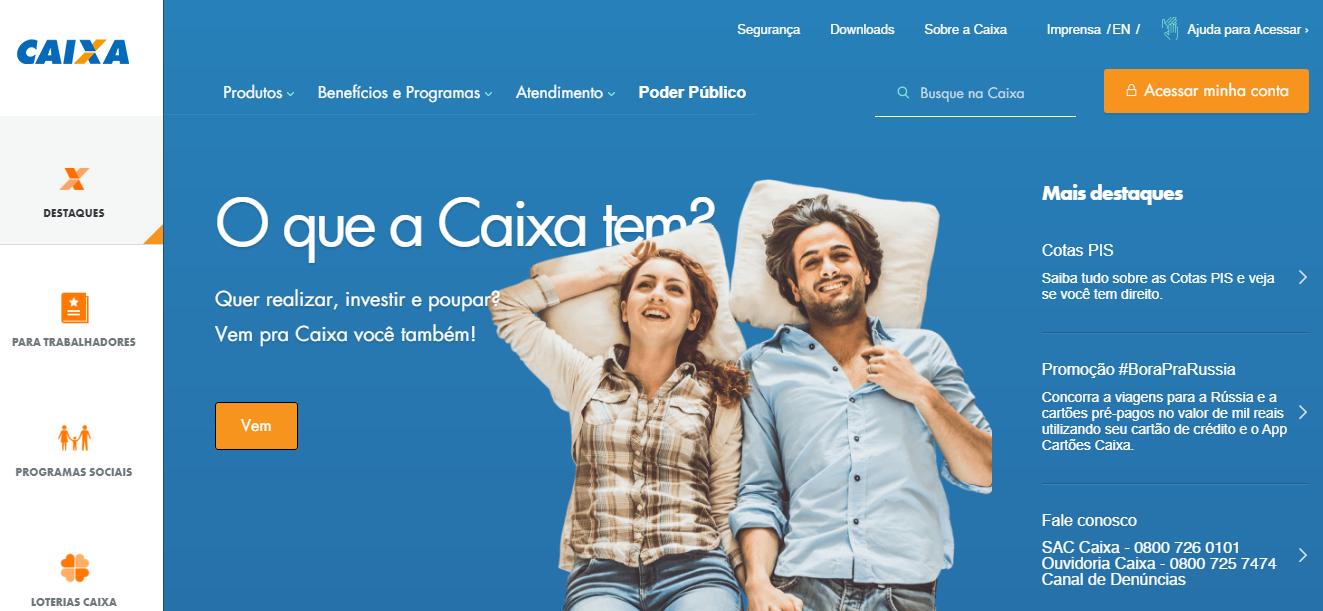Caixa Banco de Brasil