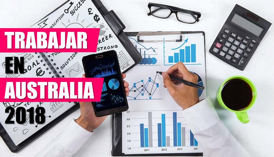Trabajar en Australia 2018