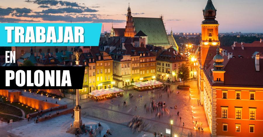 Trabajar en Polonia 2018