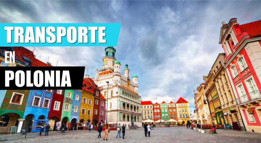 Transporte público en Polonia 2018
