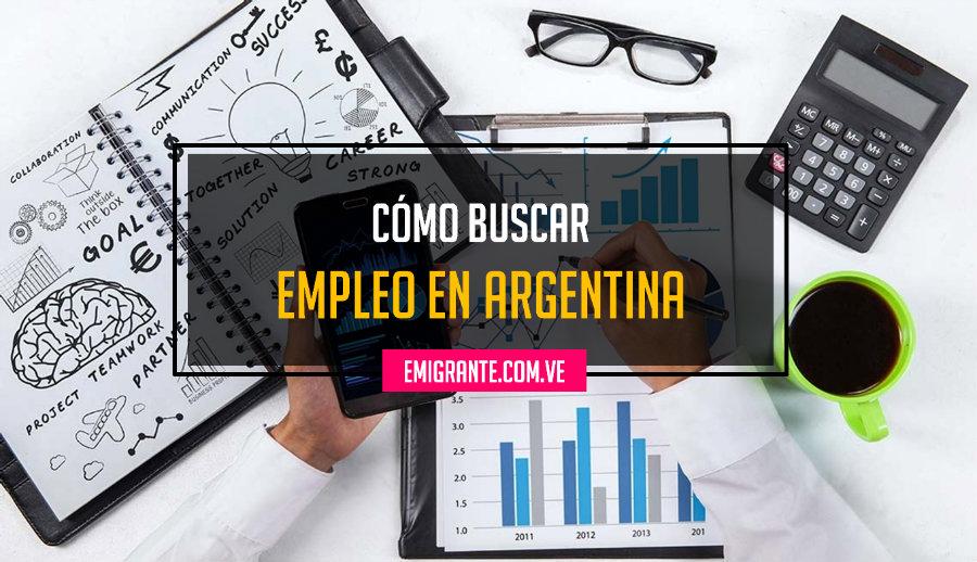 Cómo buscar empleo en Argentina