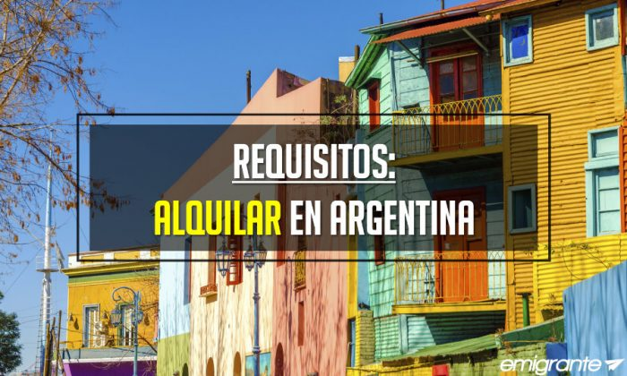 Requisitos para alquilar en Argentina