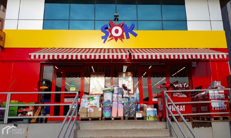 Cuánto cuesta hacer mercado en Turquía